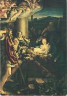 CORREGGIO (1494-1534) - Santa Notte / La Nuit Sacrée / The Holy Night / Die Heilige Nacht / Noche Santa - Non Circulée - Peintures & Tableaux