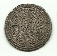 1912 - Tibet 1 Tangka - Monedas
