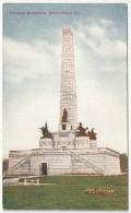 Lincoln Monument, SPRINGFIELD, Ill. - Springfield – Illinois