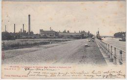 21303g FABRIQUE De GROUDRON Burt, Boulton & Haywood - Selzaete - 1906 - Zelzate
