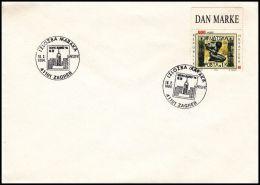 Croatia 1994, Cover W./ Special Postmark Zagreb - Kroatien