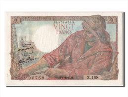 [#303146] 20 Francs Pêcheur Type 1942,, 9 Janvier 1947, Fayette 13.11 - 1871-1952 Anciens Francs Circulés Au XXème