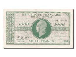 1000 Francs Type Marianne - Trésor