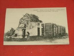 BEERST  - DIKSMUIDE  - Huis Van De Brouwer Blanckaert - Maison Du Brasseur Blanckaert  - Guerre De 1914 - Diksmuide
