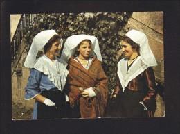 """CP LIMOUSIN Costume  Folklorique Et """" Le Barbichet """"  Collection CNGFF Chaillot - Limousin"""
