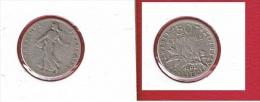 SEMEUSE  //  50 CENTIMES   //  1905  //  ETAT TB  // - 50 %  DU GADOURY - G. 50 Centimes