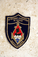 22° RIMa Angoulème - Ecussons Tissu