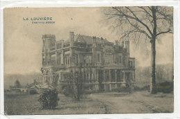 La Louvière - Château Boock - 1912 - La Louvière