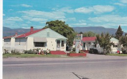 AAA Signs, Restmor Court, Glenmore Street, Kelowna, British Columbia, Canada, 1960-70s - Kelowna