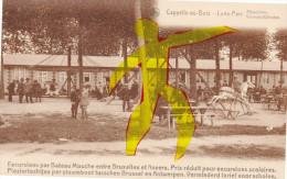 CAPPELLE-au-BOIS - Luna Parc Attractions - Excursions Par Bateau Mouche Entre Bruxelles Et Anvers - Kapelle-op-den-Bos