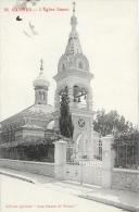 Cannes - L'Eglise Russe En 1910 - Carte Non Circulée - Cannes