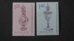 Norway - 1976 - Mi.Nr. 722-3**MNH - Look Scan - Norwegen