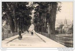 D48  MENDE  Allée Piencourt     ............. (Ref D628 ) - Mende