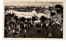C P S M-C P M---MAROC --CASABLANCA--sidi Belyout Un Jour De Fete--voir 2 Scans - Casablanca