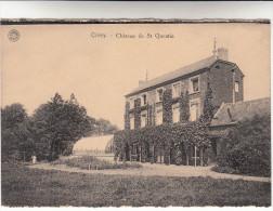 Ciney, Château De St Quentin (pk13616) - Cerfontaine