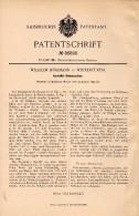 Original Patentschrift - Wilhelm Höhmann In Wipperfürth , 1895 , Kartoffel - Reibmaschine , Landwirtschaft !!! - Maschinen