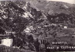 LUSEVERA , Micottis - Udine
