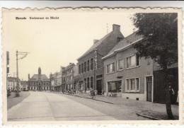 Herzele, Kerkstraat En Markt (pk13623) - Herzele