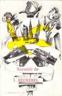 Souvenir De BECHEREL - Liancourt