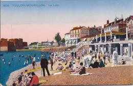 """Cpa Toulon-mourillon, Le Lido, Hôtel """"la Réserve"""" - Toulon"""