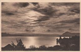 ANNECY (74)   Crépuscule Sur Le Lac - Annecy-le-Vieux
