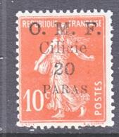 CILICIA  121  * - Cilicia (1919-1921)