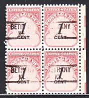 U.S. J 89    **  KY.  STATE - Postage Due