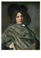 Hals, Franz  Portrait Of A Man Fitzwilliam Museum Cambridge Art Postcard - Malerei & Gemälde