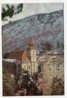 ROMANIA - AK 194156 Brasov - The Black Church - Romania
