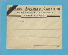 ALBERNOA - 1955 - BEJA - ENVELOPE COMERCIAL - ADVERTISING - PORTUGAL - Portugal