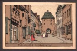 GE320) Münstereifel - Orchheimertor - Euskirchen