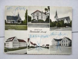 Deutschland -   4804 VERSMOLD I.Westfalen -     D116428 - Versmold
