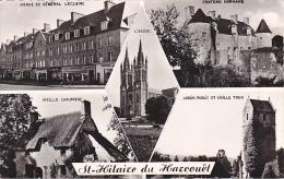 23488 SAINT HILAIRE DU HARCOUET - Souvenir  -multi Vues Multivues -caP 42 - - France