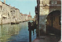 Chioggia - Canal Venda - 1965 - Chioggia