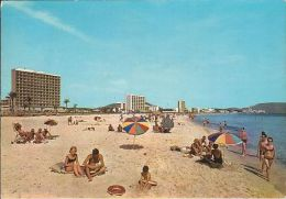 Spanien - Mallorca - Cala Millor - Beach 1969  - Nice Stamp - Mallorca