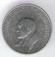 VATICANO 100 LIRE 1991 - Vaticano