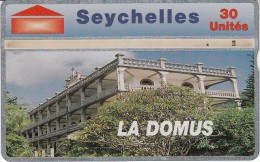 SEYCHELLES - 44 - LA DOMUS - Seychelles