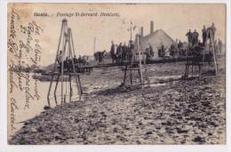 HEMIKSEM : Pontage - Génie St Bernard - Hemiksem