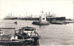 YOKOHAMA -  Boats, Paquebots Dans Le Port    Unuesd - Yokohama