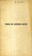 Theorie Des Ascensions Droites Cours D'astronomie Observatoire De Paris Notes Du Commandant Defforges - Astronomie