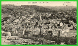 DEUXC.P.A. YPORT Vues Générales Et Falaise D'aval .(recto Verso) - Yport