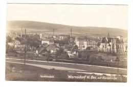 Warnsdorf VI. Bez. Mit Karlskirche - Tchéquie