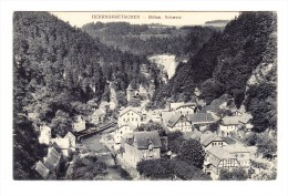 Herrnkretschen - Böhm. Schweiz - Tchéquie