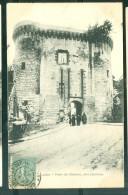 Loches - Porte Du Chateau , Côté Extérieur   - Day20 - Loches
