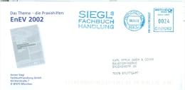 BRD München AFS 2002 Siegl Fachbuchhandlung Einführung In Die Energiesparverordnung - Umweltschutz Und Klima