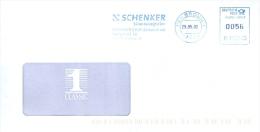 BRD Heilbronn AFS 2002 Schenker Deutschland AG Stinnes Logistics - Trasporti