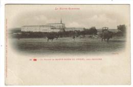 CPA PIONNIERE BELLEGARDE SAINTE MARIE (Haute Garonne) - La Trappe De Sainte Marie Du Désert Près De Cadours - Frankrijk