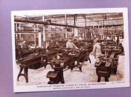 Manufacture Française D´Armes Et De Cycles De Saint-Etienne - Industry