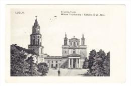 Lublin - Trynitis-Turm - Pologne