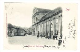 Leipa - Kloster Mit Marktgasse - Tchéquie